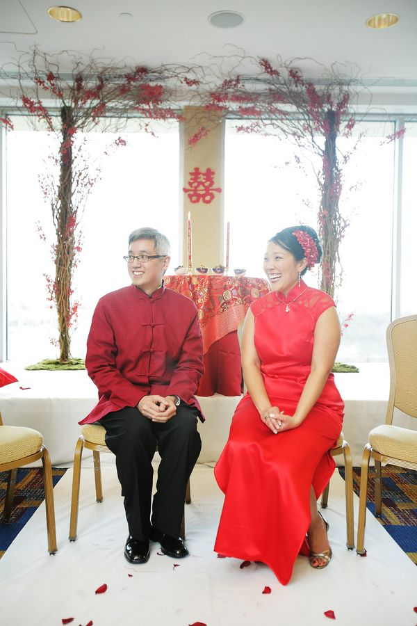 Chinese Tea Wedding Ceremonies