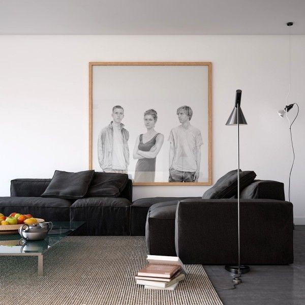 Visualizations modern apartments inspiring industrial lighting classic colors interior design idea image