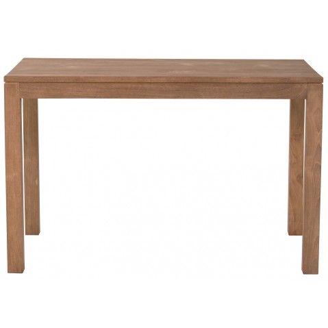 Table KUBUS HORECA en teck d'Ethnicraft, 120x70cm