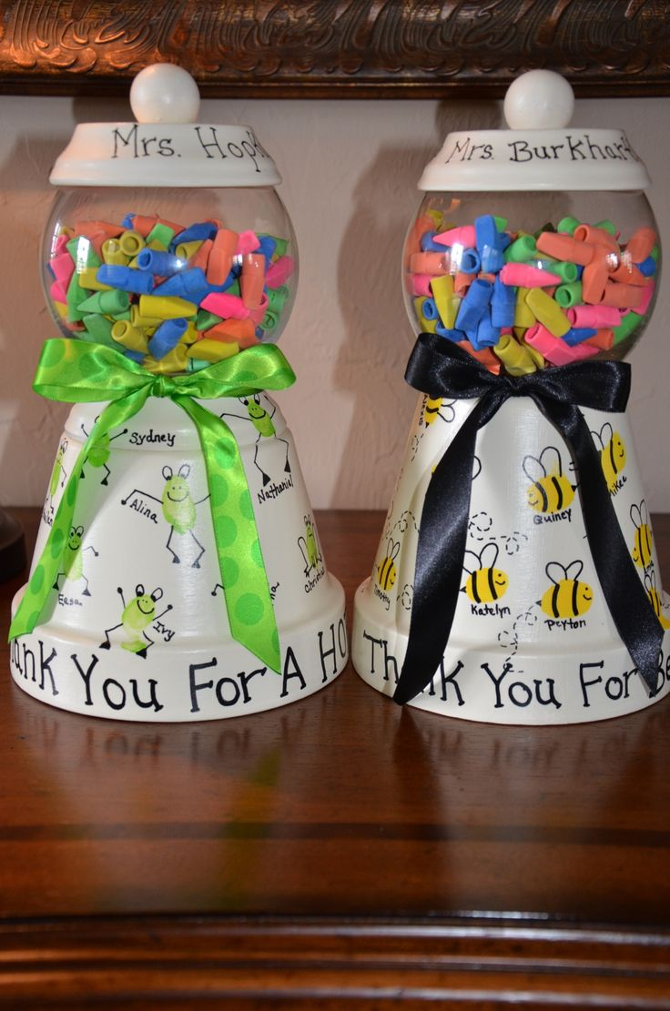 Baby Gift Ideas For Teachers From Students : Best images about gift ideas teacher appreciation on