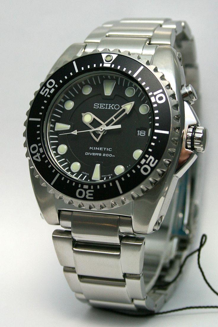 "Herculodge: Is The Seiko ""Sumo"" Prospex $200 Better Than the Seiko Kinetic Diver SKA371?"