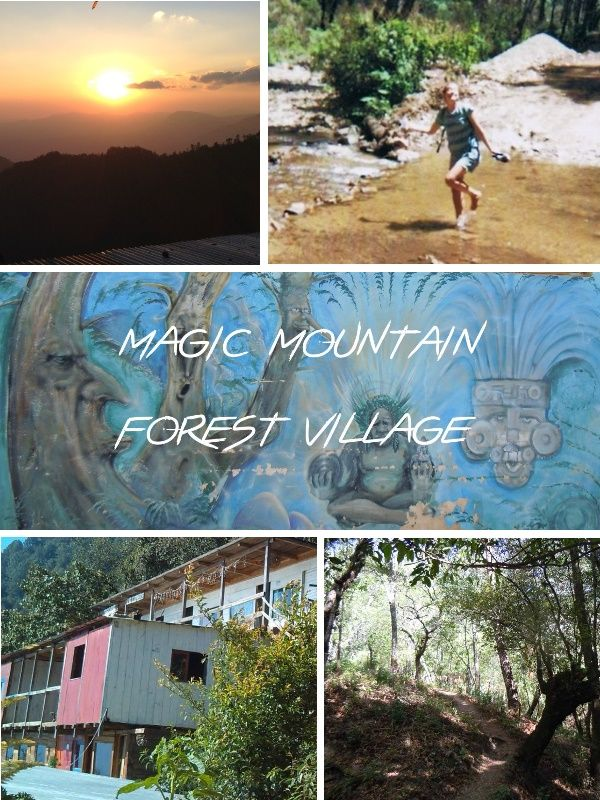 At 2500m altitude, the village of San Jose del Pacifico has enchanted us. What a magic forest! A mountain village 2000m high in Oaxaca Mexico, beautiful sunsetsm magic mushrooms and amazing forest hikes.