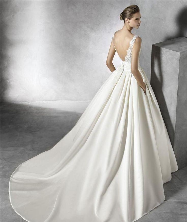 117 best Весільні сукні PRONOVIAS images on Pinterest ...