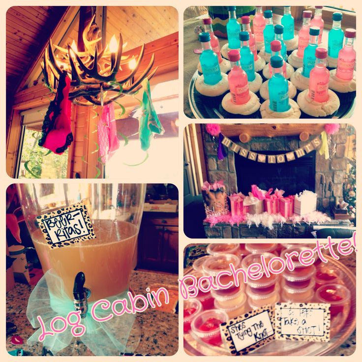 17 best ideas about log cabin wedding on pinterest for Winter bachelorette party ideas