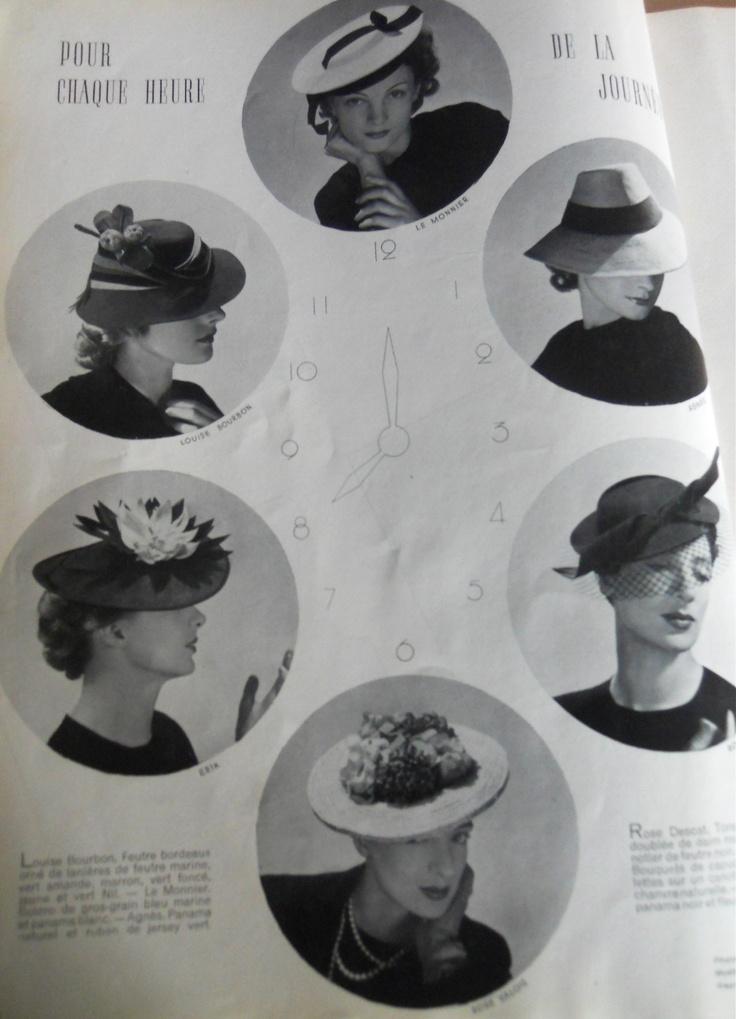 Sombreros y gorras : Vintage Etsy ES