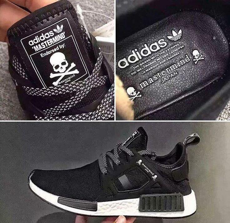 online retailer 3aca1 9b027 adidas nmd mens Black