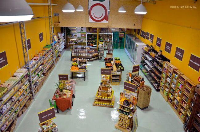 São Paulo ganha mercado conceitual com orgânicos a preço de convencionais | Notícia