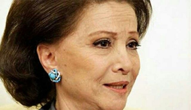 Fateen Hamama...celebre actrice egyptienne.....RIP !!!!
