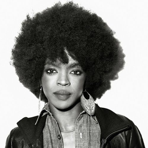 beautiful and talented Lauryn Hill #style #pretty