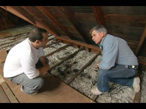 ▶ How to Beef Up Attic Insulation - This Old House - YouTube
