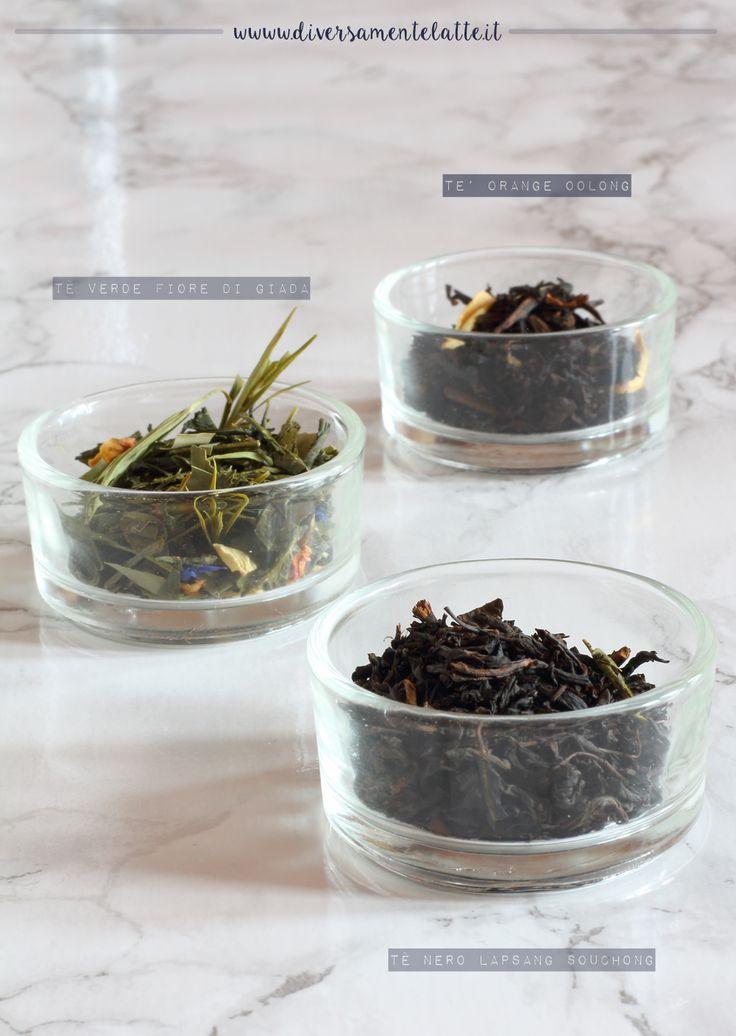 tipi di tè di #terzaluna
