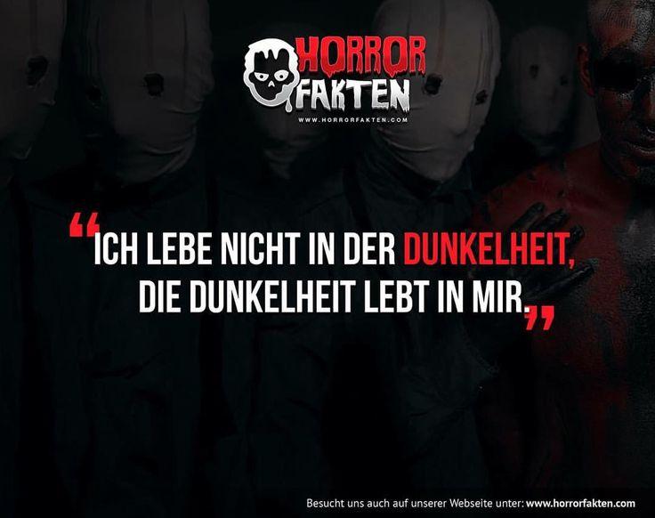 Darkness will haunting you #horrorfakten