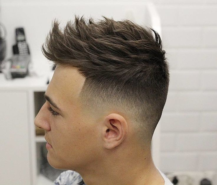 Fade #hairstyle for men