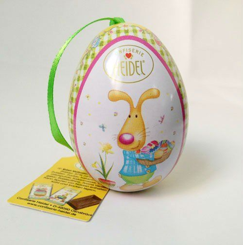 The fancy easter rabbit printed on surface calls the theme of Easter, beautiful and vivid.