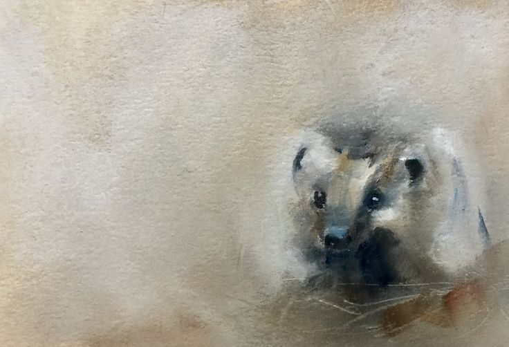 Hedgehog by Julie Brunn