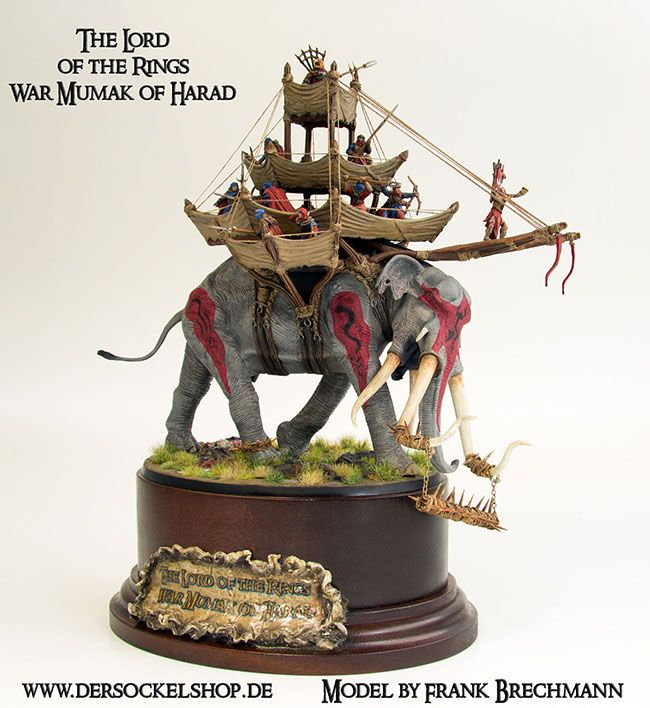 Lord Of The Rings Warhammer Rules