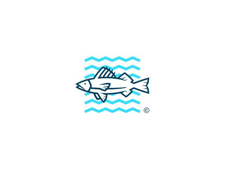 FOR SALE: Fish Logo by Richard de Ruijter