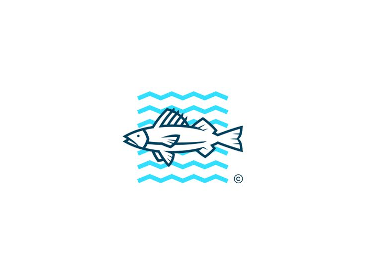 Client shot this logo down, but i love it so much that i wanna give it a new home.  Logo could be used for fishing logo's, seafood restaurants, water sports equipment, etc etc.  Get in contact if y...