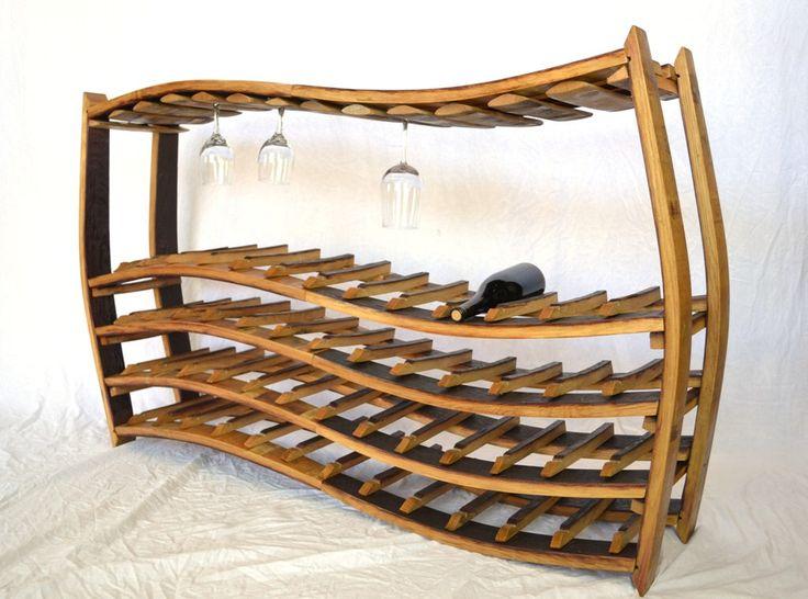 wine barrel wine rack furniture. wine rack wine barrel rack furniture
