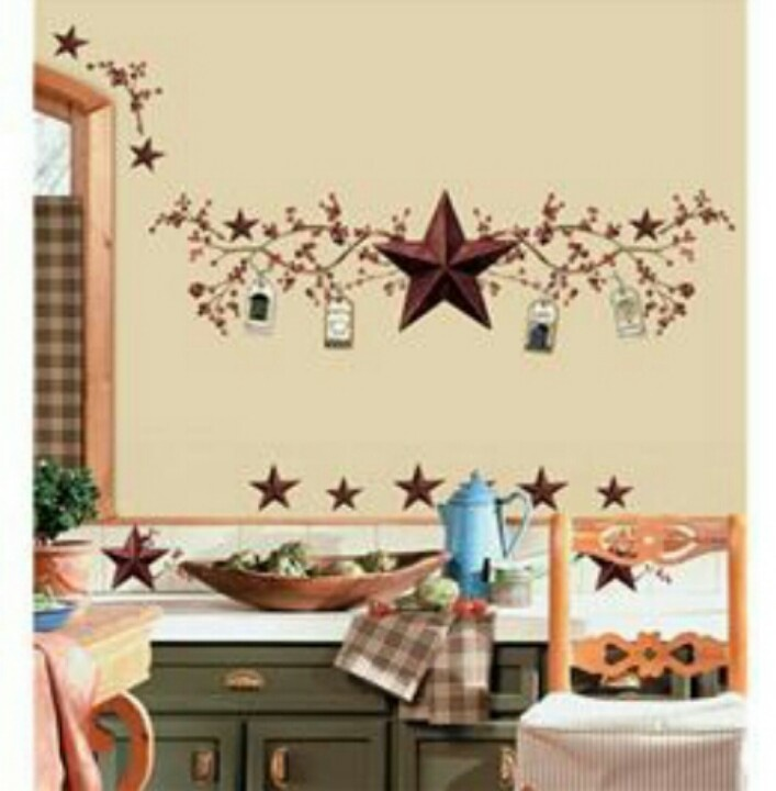 Find This Pin And More On Country Heart Star Kitchen