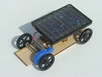 science project solar car