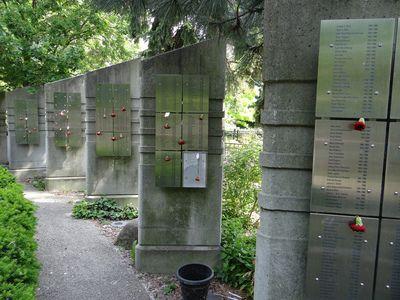 Toronto AIDS memorial
