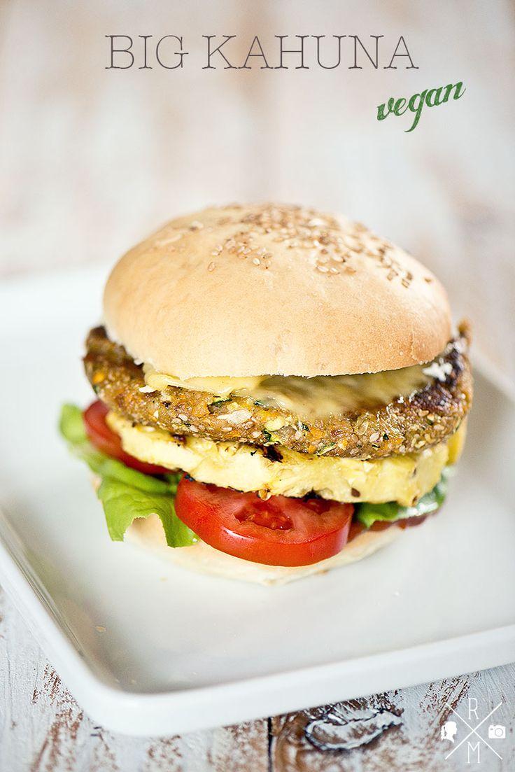 Big Kahuna Burger vegan style | relleomein.de