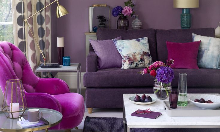Best 25 Purple Wallpaper Ideas On Pinterest: Best 25+ Plum Living Rooms Ideas On Pinterest