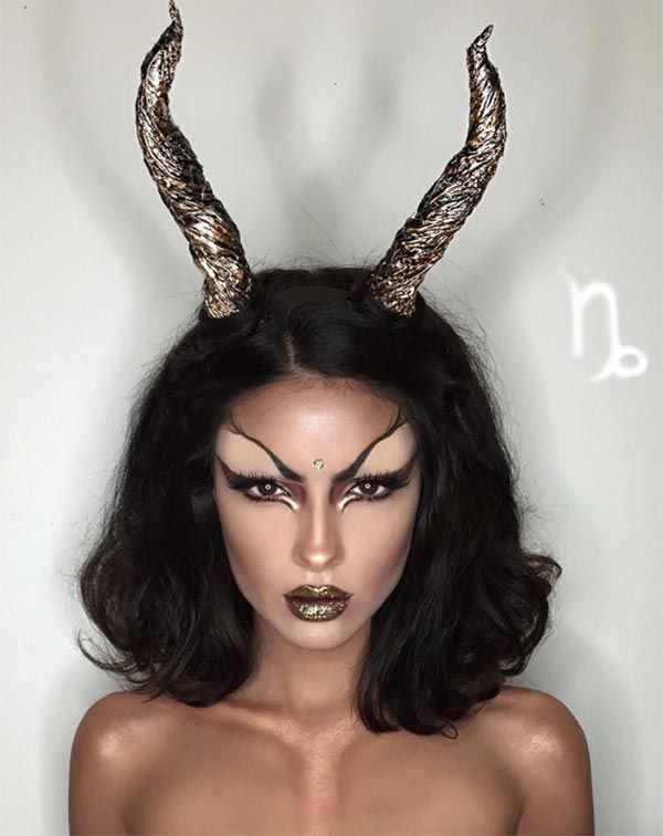 Makeup Looks for Every Zodiac Sign: Capricorn  #makeup #beauty