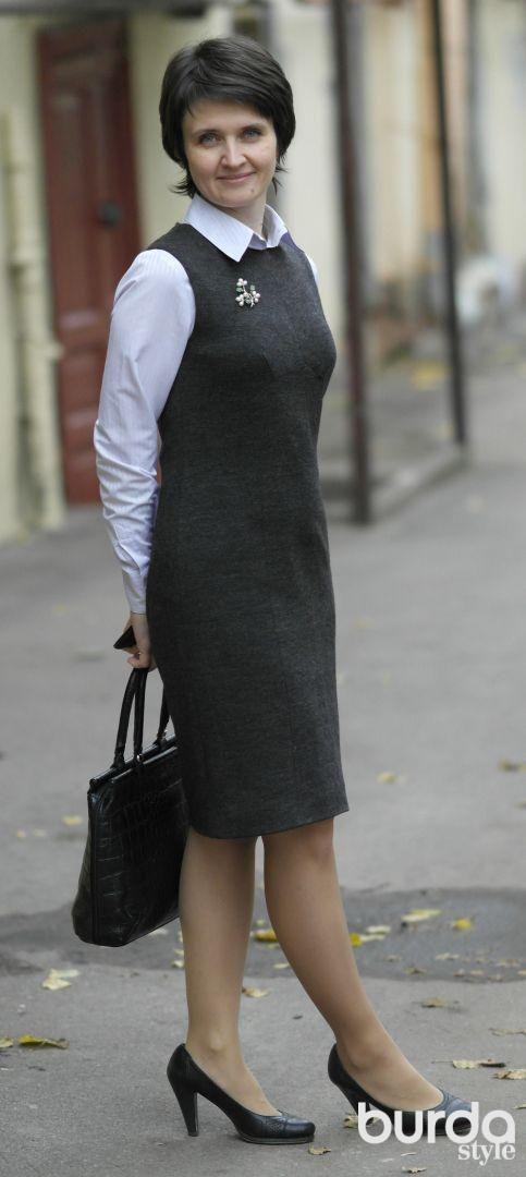 Ив Сен Лоран, сшей мне сарафан / Фотофорум / Burdastyle