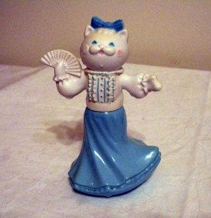 Cat Avon perfume bottle