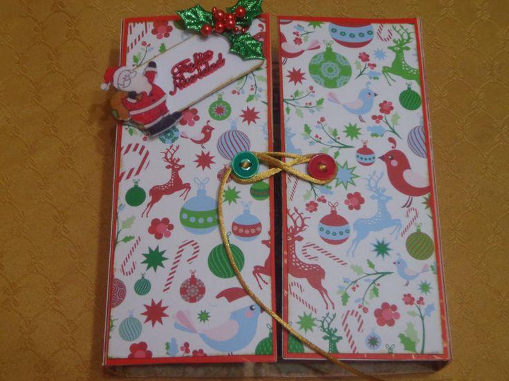 Presentación del álbum navideño...!!!!