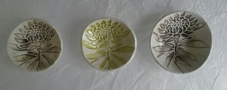 Protea Collection small bowls