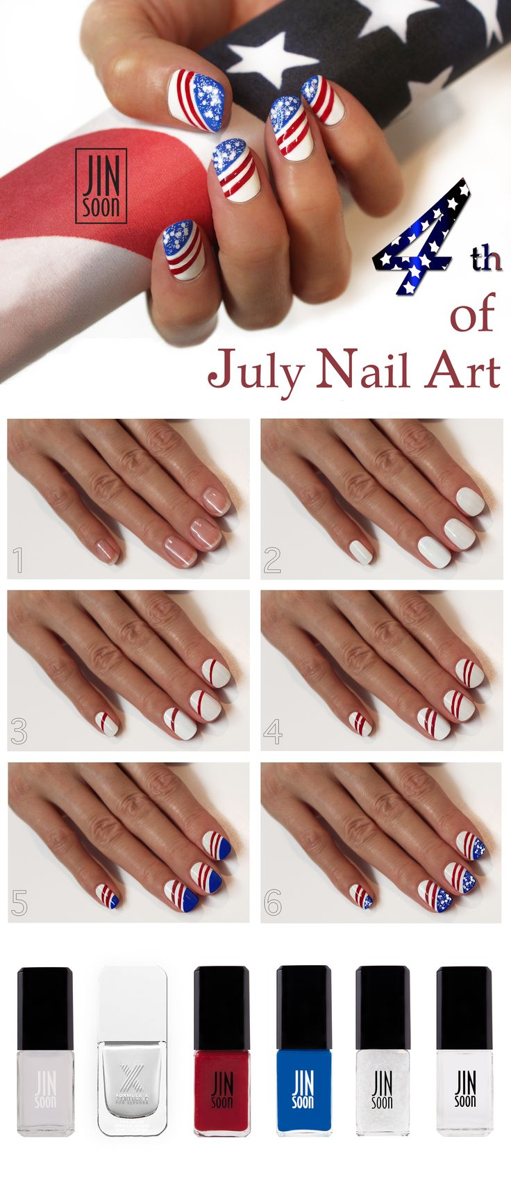 35 best DIY JINsoon How to NailArt images on Pinterest | Nailart ...