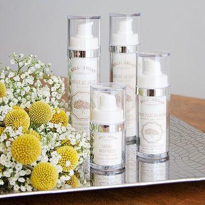 Luxe verzorging met nieuwe collectie verzorgingsproducten bij Love Arganolie.  #arganolie #verzorging #huid #badkamer