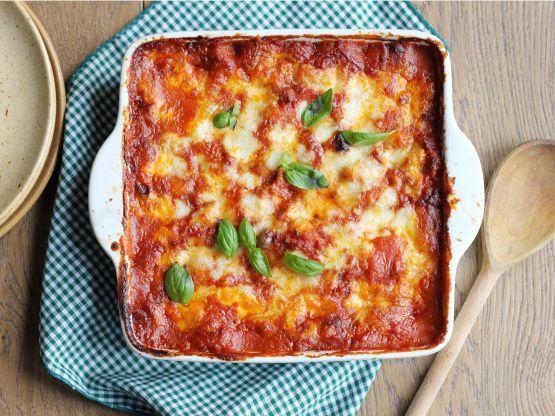 Baked Cavatelli Recipe - Food.com