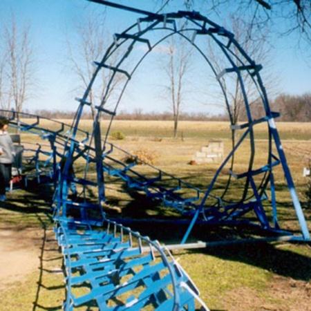 must have backyard roller coaster dream home pinterest