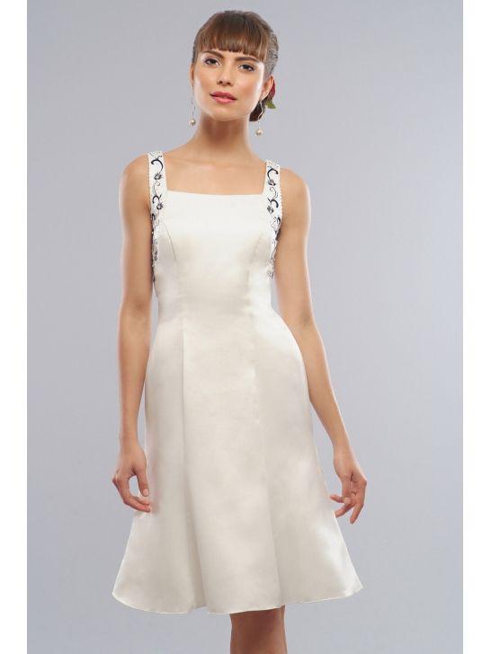102 best Short Mini Bridesmaid Dresses images on Pinterest ...