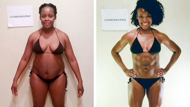 One Woman's Body Transformation Was Insane After Being Offered $100K to Lose Weight
