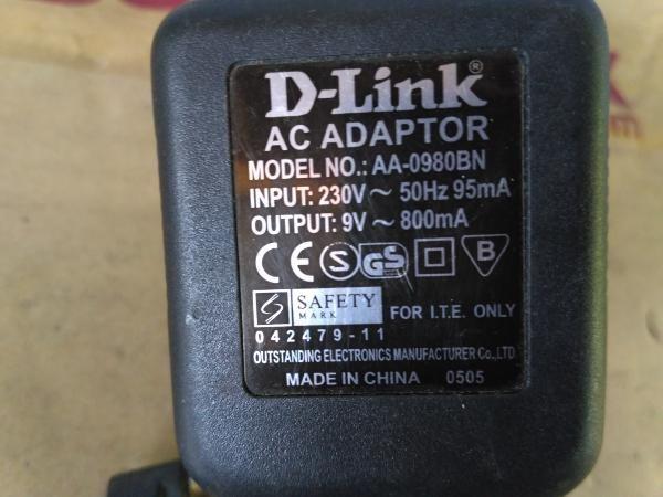 Jual beli bekas normal d link ac Adaptor Power Supply 9V AC 800mA Dlink Trafo aa 0980bn solo2 darma adapter ac 9v 0.8mA di Lapak solo2 darma - solo2. Menjual Lain-lain - - bekas normal - model trafo - utuh - bekas normal d link ac Adaptor Power Supply 9V AC 800mA Dlink Trafo aa 0980bn solo2 darma adapter ac 9v 0,8mA - normal fungsi bekerja - colokan dc standar - SELAMA IKLAN MASIH bisa DIBUKA, BERARTI BARANG MASIH!  - masih utuh bukan servisan/bukan refurbish  - GARANSI PERSONAL 3 HARI (...