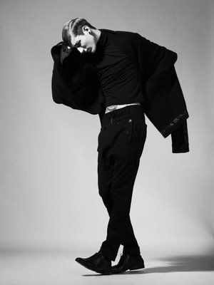 DC's Premier Men's Fashion Blog: Editorial Report   Gothic Luxury