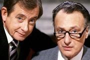 Yes Minister  Political satire in which well-meaning MP Jim Hacker has a fast introduction to the world of Whitehall and struggles against the Civil Service.