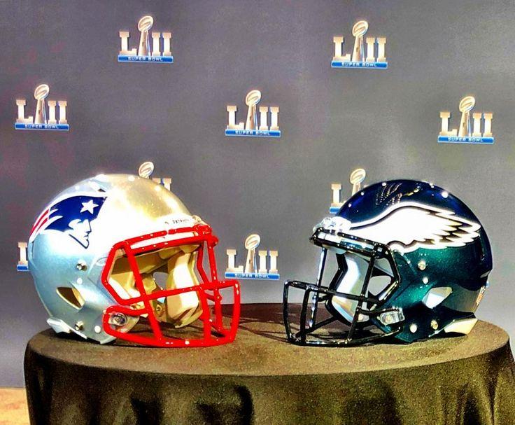 Philadelphia Eagles vs. New England Patriots #sb52 #sblii #superbowl52 #superbowl #philadelphiaeagles #philadelphia #newengland #newenglandpatriots #patriots #pats #gopats #minneapolis #minnesota #apnfl #nflphotos #mynfloffice #shotoniphonex #iphoneonly #phivsne
