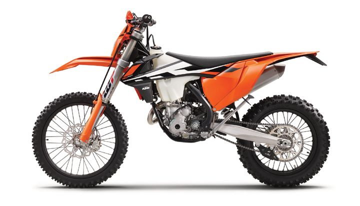 2017 KTM 250 EXC-F Review and Specification