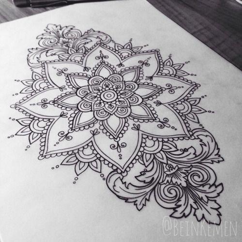 90 best images about tattoo idea 39 s on pinterest henna sun and sun mandala. Black Bedroom Furniture Sets. Home Design Ideas