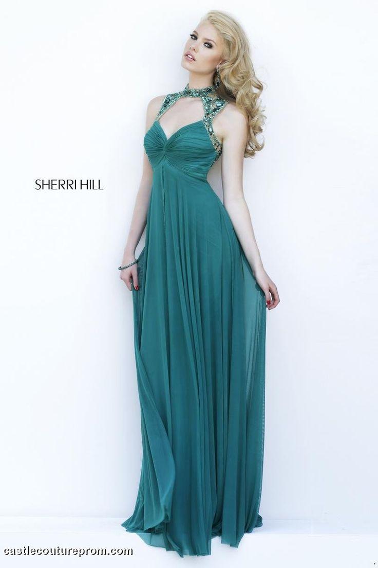 59 best Sherri Hill images on Pinterest | 15 years, Formal dresses ...