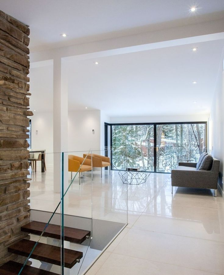 Du Tour Residence in Laval, Canada by Clairoux