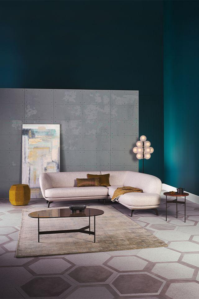 Design Salontafel Leolux.Leolux Flint Bank In 2020 Salontafel Hoekbank En Ideeen Voor