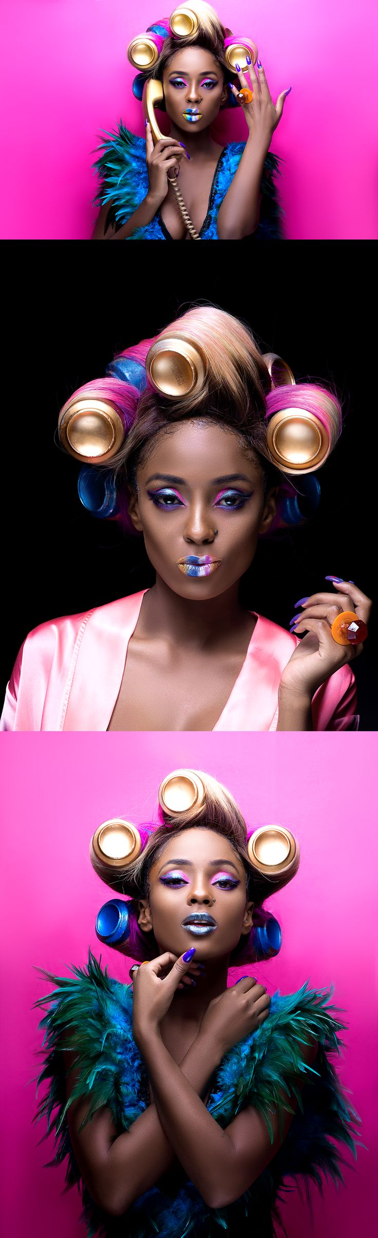 Exquisitely Exotic Style Makeup Ideas to Get Diva Looks