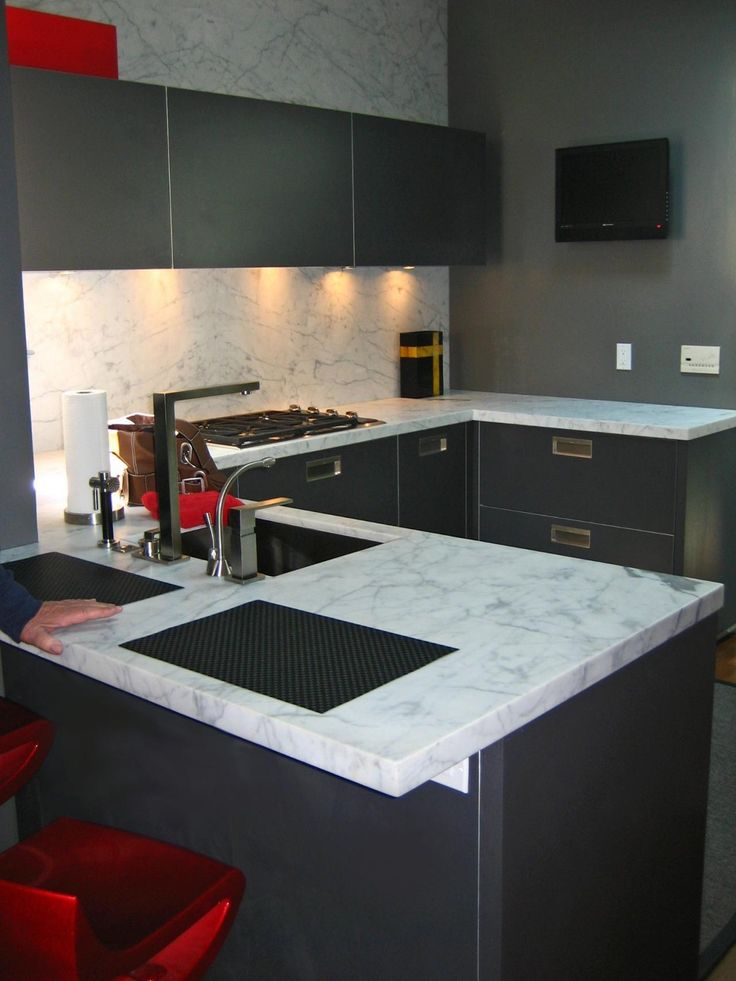 U Shaped Kitchen Design Ideas Pictures From